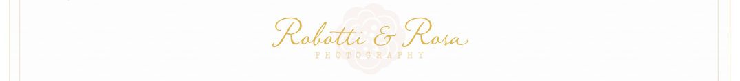 Boston Family and Newborn Photographers | Robotti + Rosa logo